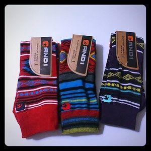 Three and1 socks